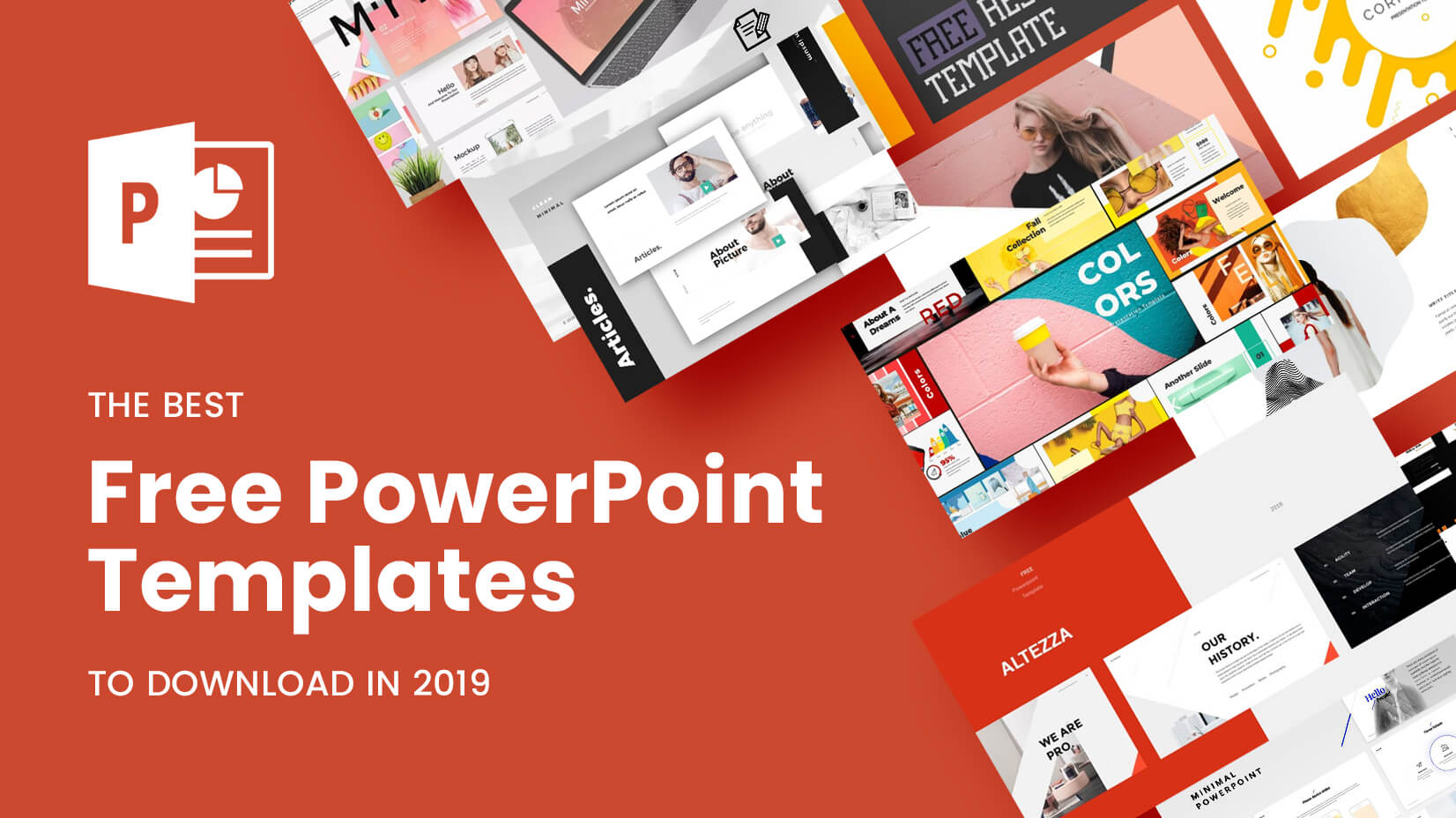 Business Powerpoint Templates Free Download 2019