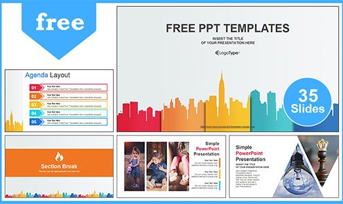 Business Powerpoint Templates Free