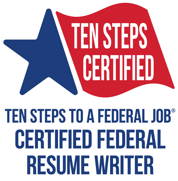 Certified Federal Resume Writer