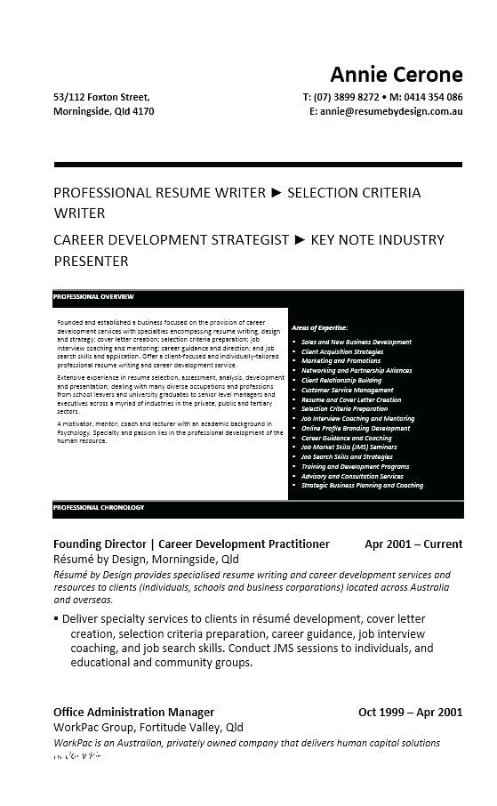 Cheap Professional Resume Writing Services