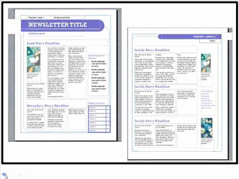 Church Bulletin Templates Microsoft Publisher Seven Simple