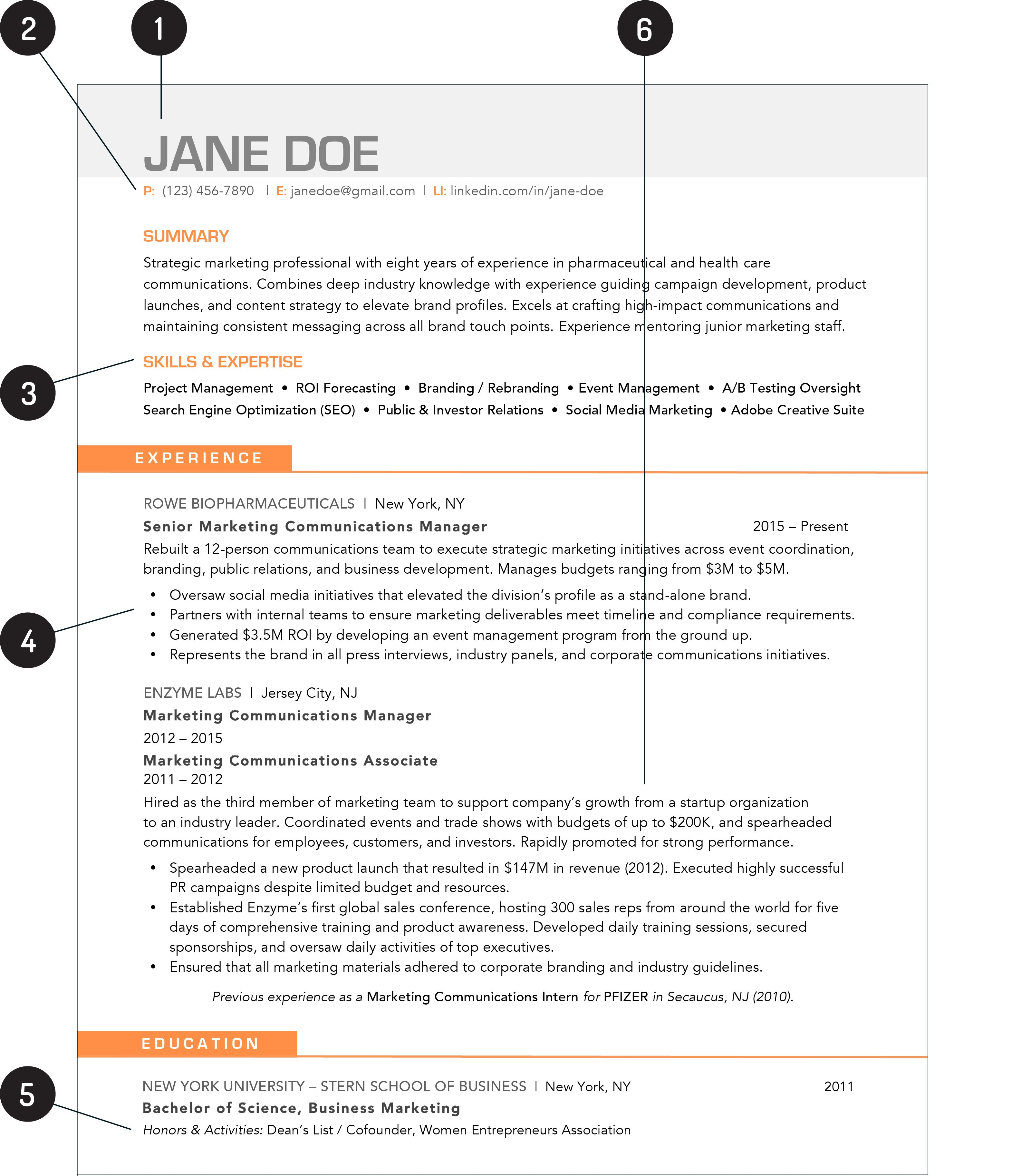 Downloadable Resume Templates 2019