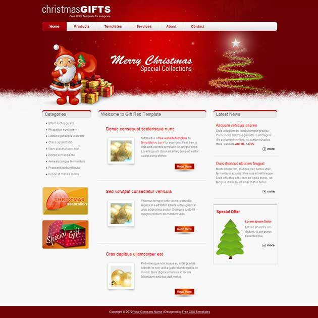 Dreamweaver Website Templates Free Download