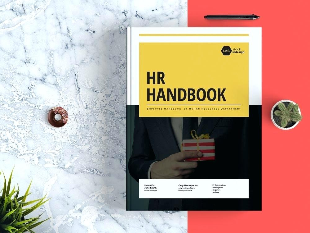 Employee Handbook Template Uk 2019