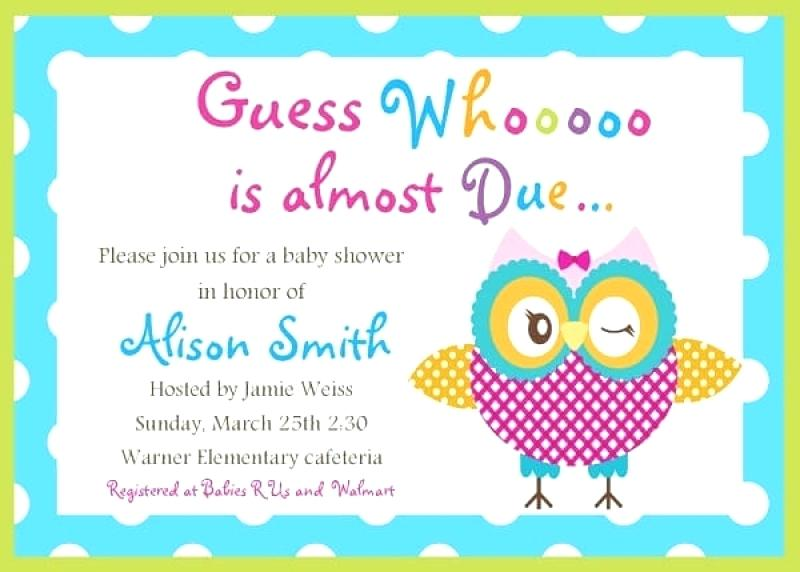 Free Baby Shower Invitation Templates For Microsoft Word