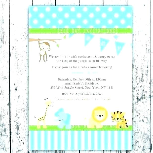 Free Editable Diaper Party Invitation Templates