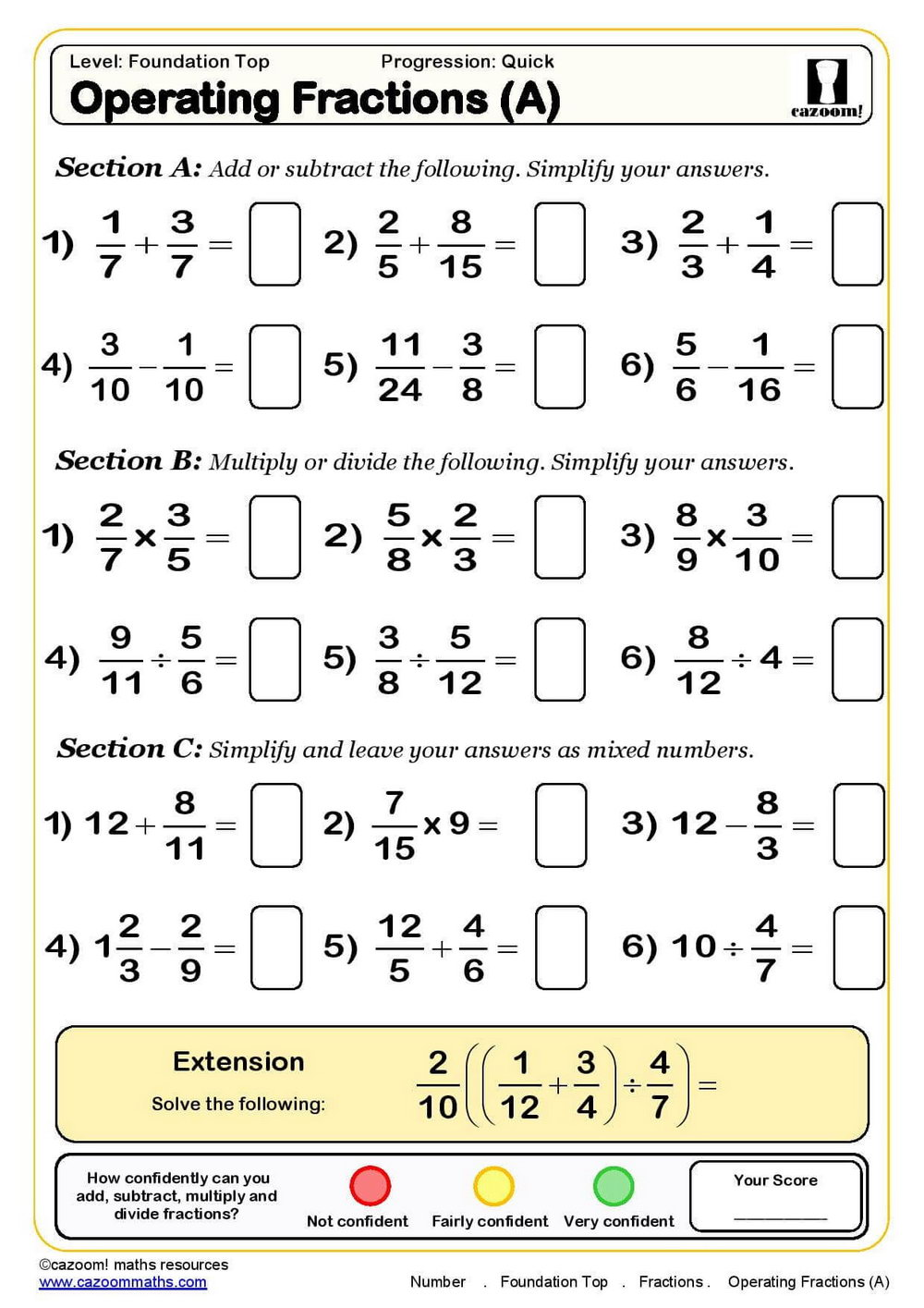 Free Ks3 Maths Worksheets