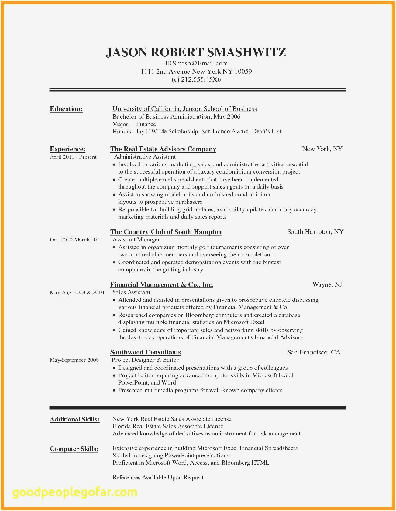 Free Nurse Resume Templates