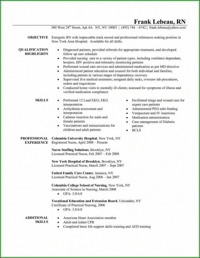 Free Printable Resume Builder Australia