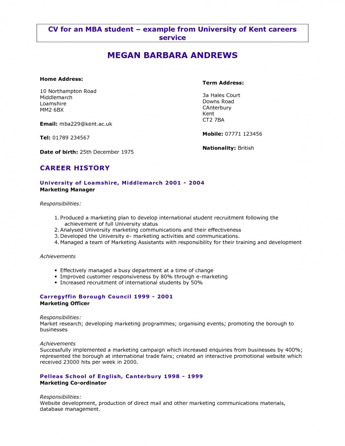 Sample Resume For Older Job Seekers Resume Creator Free Software