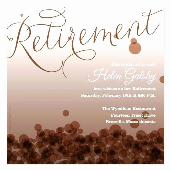 Retirement Flyer Template Powerpoint Elegant Retirement Party Template Free Lovely Free Resume Sample Retirement