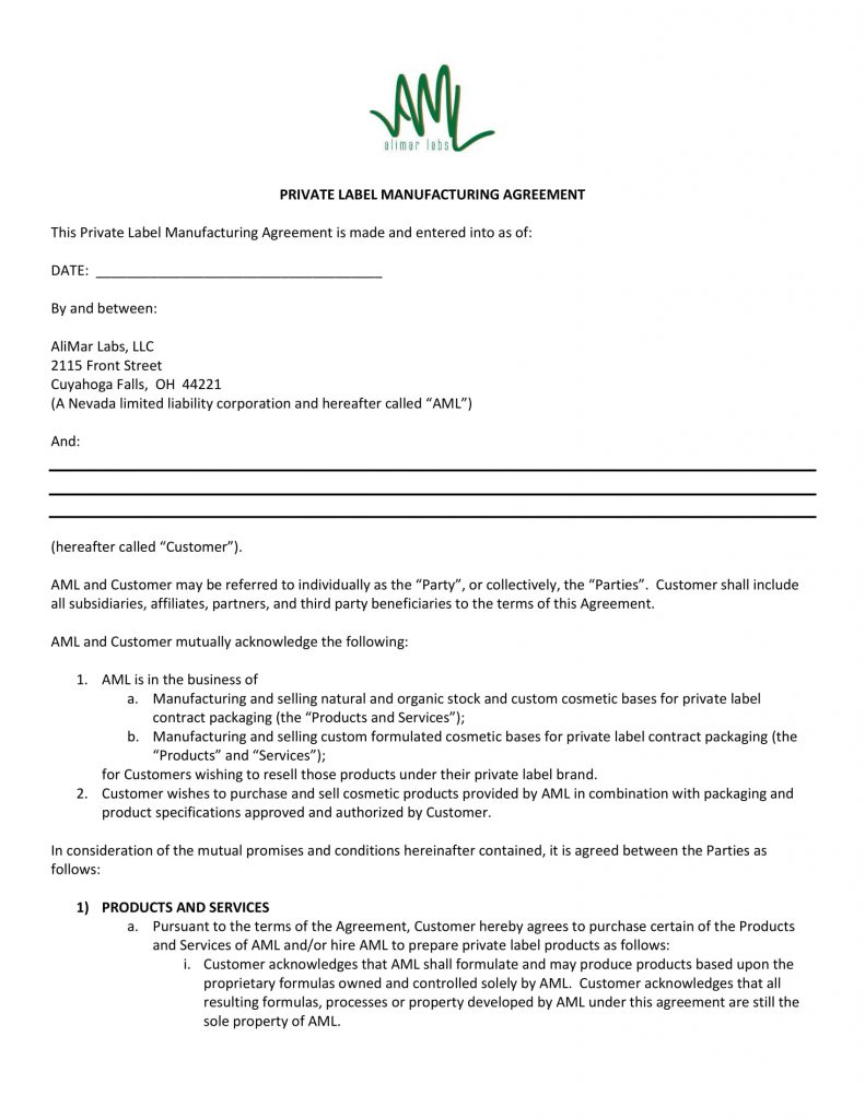 Independent Contractor Agreement Template Australia