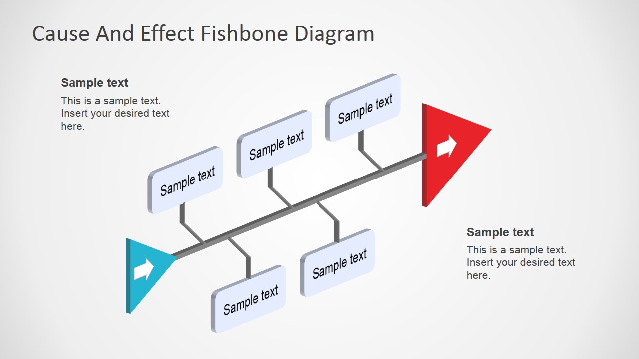 Ishikawa Diagram Template Powerpoint Free