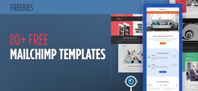 Mailchimp Email Templates Free
