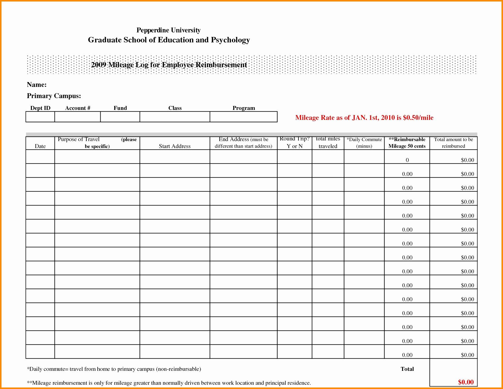 Mileage Spreadsheet For Taxes Or Mileage Worksheet For Taxes Spreadsheet Template Irs