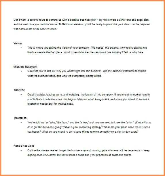 Documentary Film Proposal Template New 6 One Page Business Proposal Example Sales Pitch Template