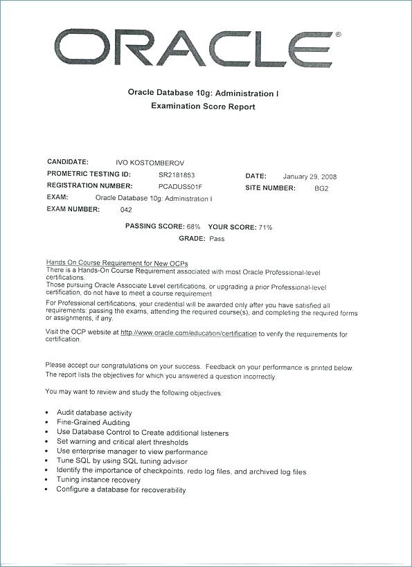Oracle Dba Resume Unique Oracle Dba Resume Oracle Resume Entry Level Template Free Sample 1