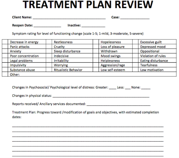 Ptsd Treatment Worksheets
