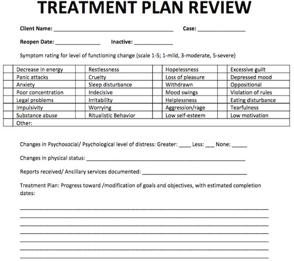 Ptsd Treatment Worksheets