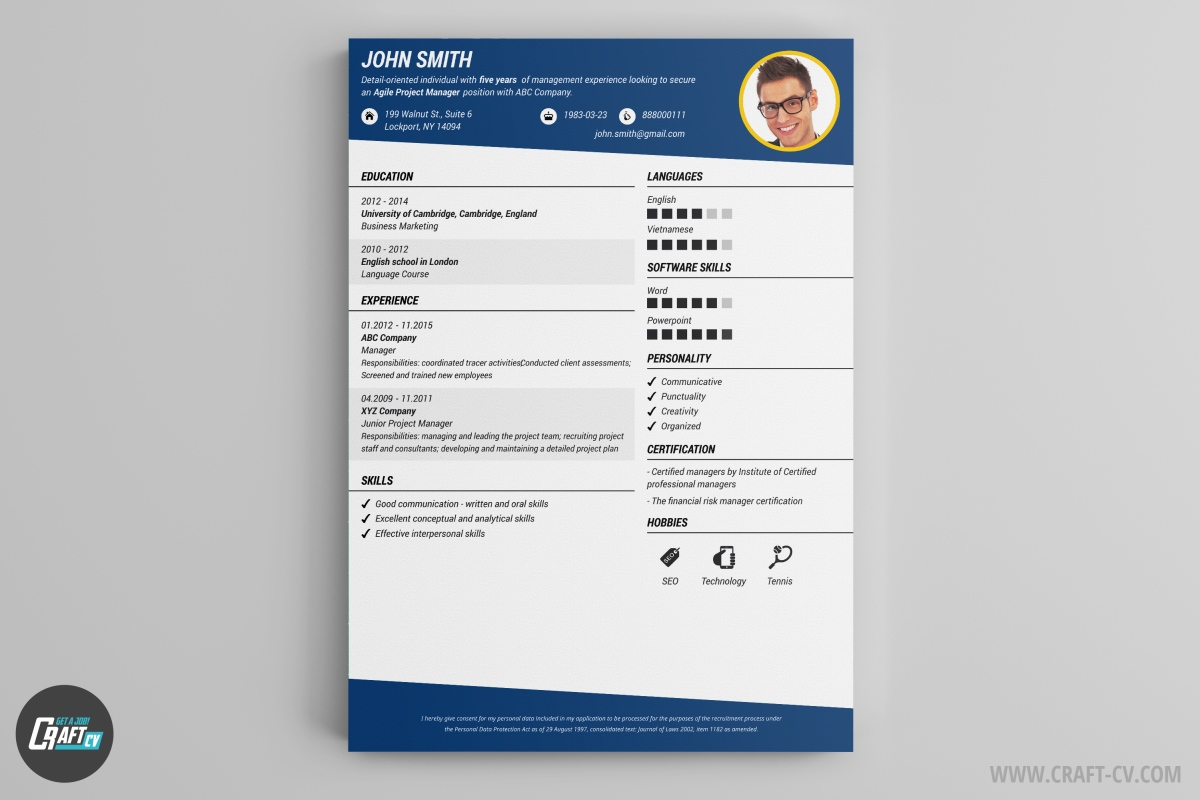 Resume Maker Professional Free Online