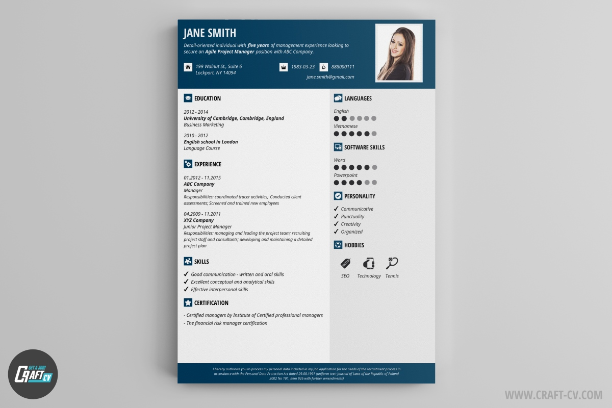 Resume Maker Professional Free