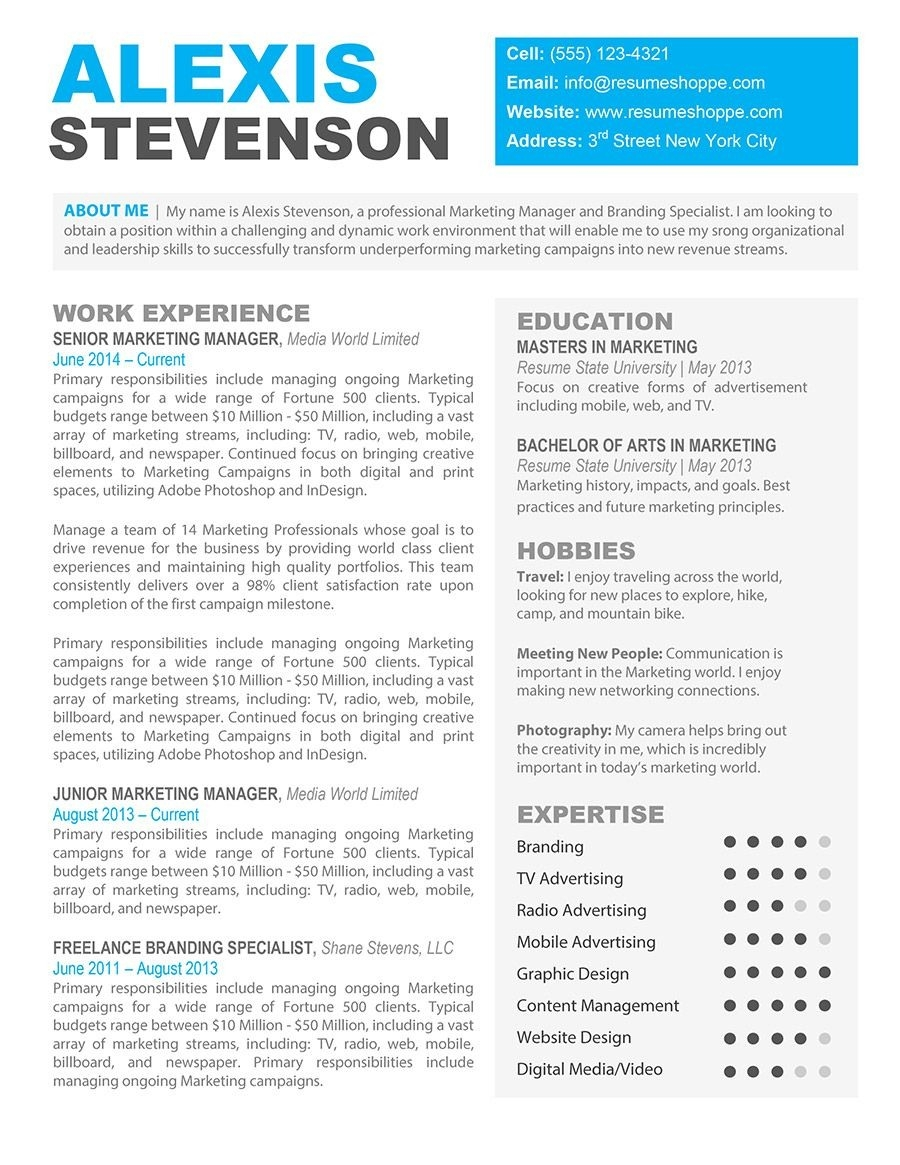 Resume Template Download Mac | Resume | Pinterest | Resume Template Regarding Free Resume Templates Downloads For Mac