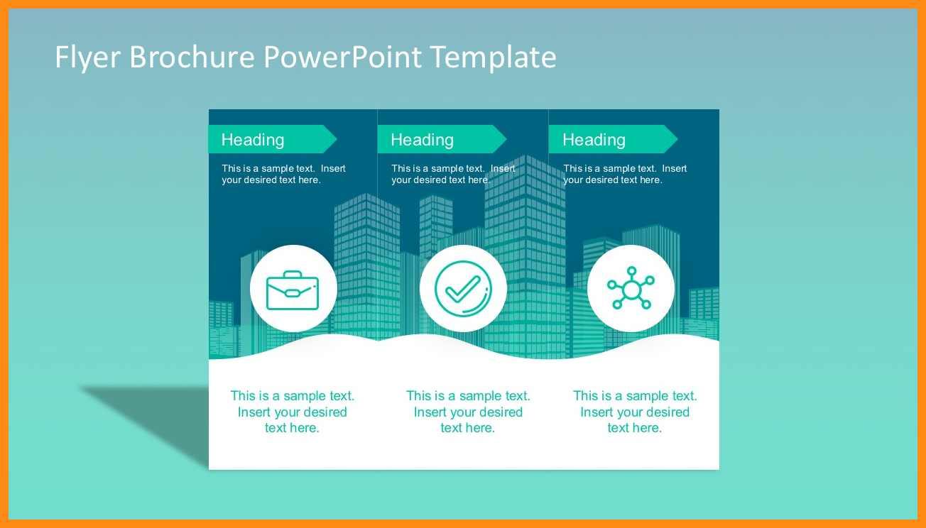 Retirement Flyer Template Powerpoint