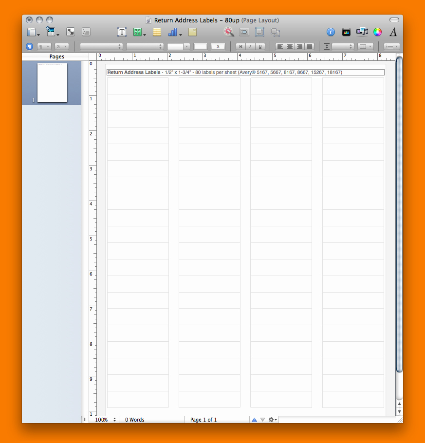 Address Book Template Google Docs Lovely Return Address Labels Template