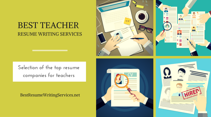 Teacher Resume Writing Services