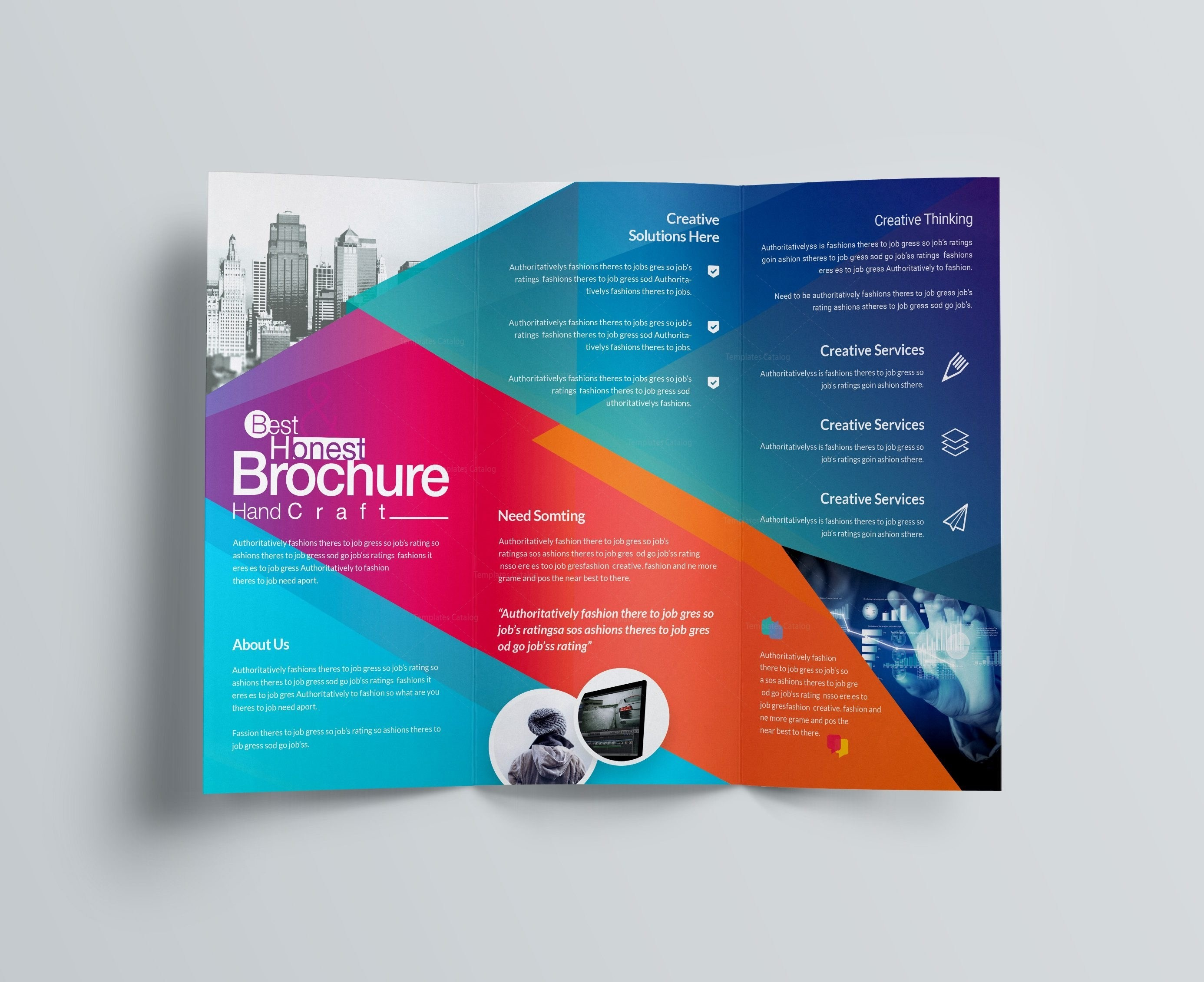 Powerpoint Handout Template Fresh Powerpoint Trifold Template Beautiful Pany Brochure Template Free