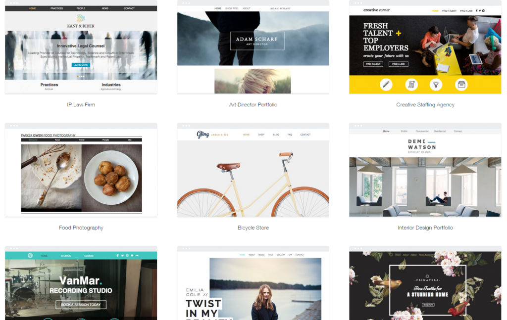 Wix Website Templates Reviews