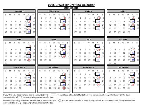 2019 Weekly Payroll Calendar Template