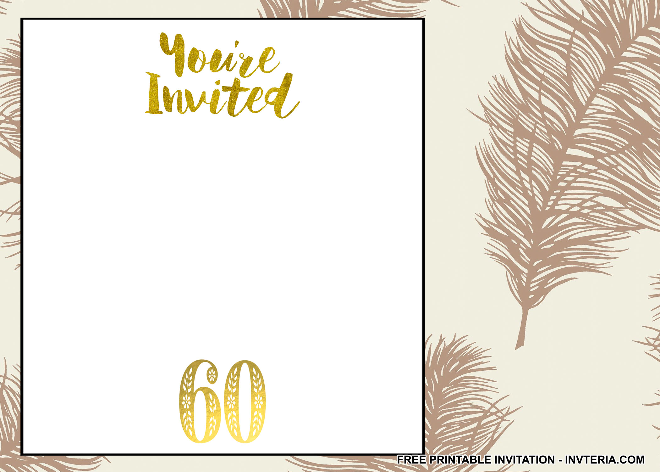 Birthday Invites Templates Free