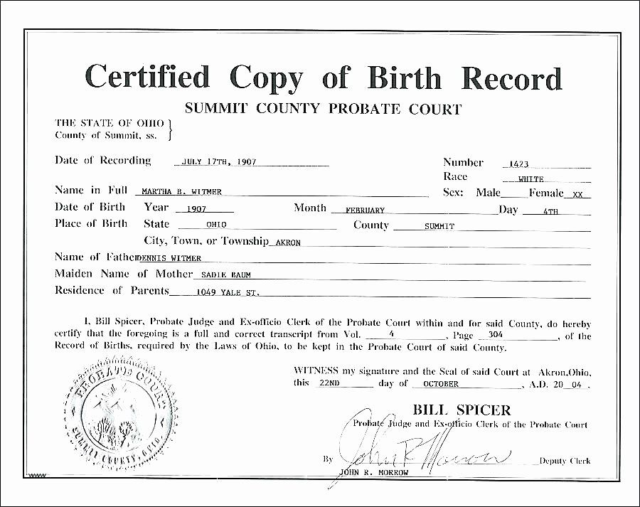 Blank Service Dog Certificate Template