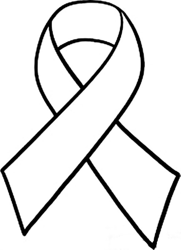 Awareness Ribbon Template | Clipart Panda Free Clipart Images Intended For Breast Cancer Ribbon Template