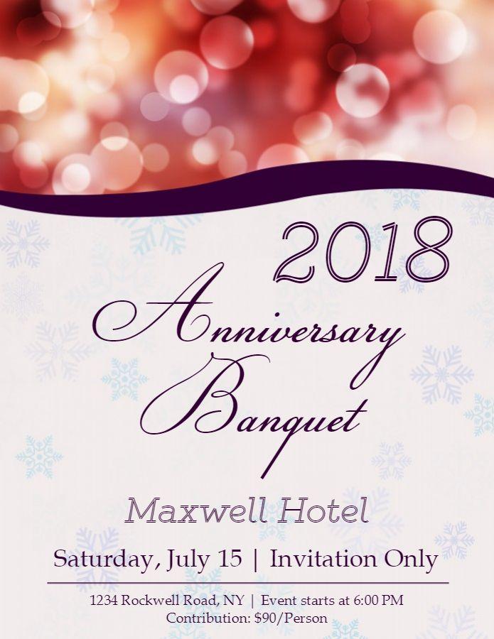Elegant Event Invitation Templates