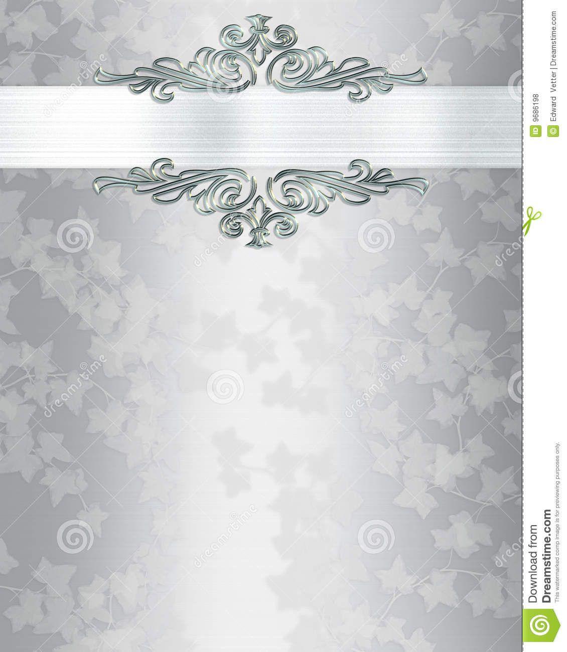 Elegant Invitation Templates Background