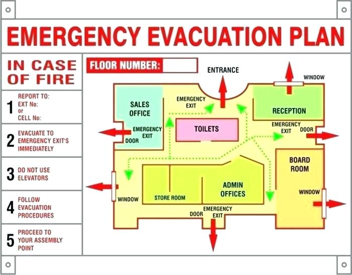 Emergency Evacuation Plan Template South Africa