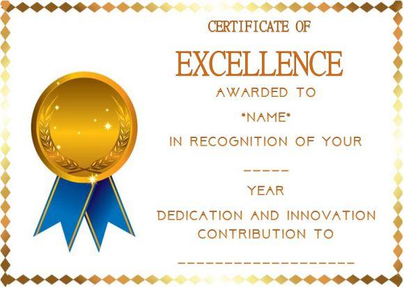 Employee Anniversary Certificate Templates Free
