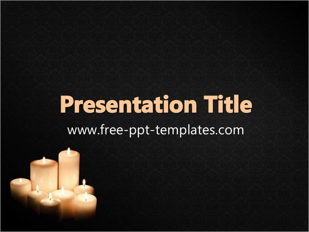 Free Funeral Slideshow Template Powerpoint Awesome Funeral Powerpoint Themes Free Funeral Powerpoint