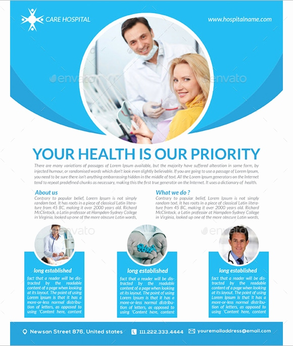 Free Medical Flyer Templates Beautiful 32 Medical Poster Templates Free Word Pdf Psd Eps Indesign