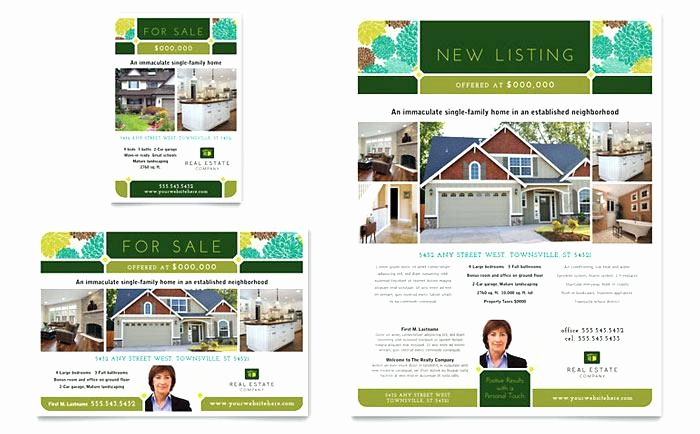 Marketing Flyer Templates Microsoft Word Awesome Free Templates For Real Estate Flyers Free Real Estate Flyer Free