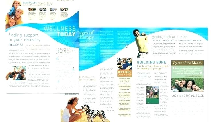 Free Sports Newsletter Templates For Word