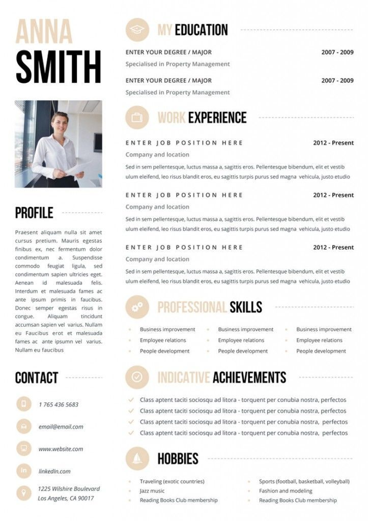 Killer Resume Templates