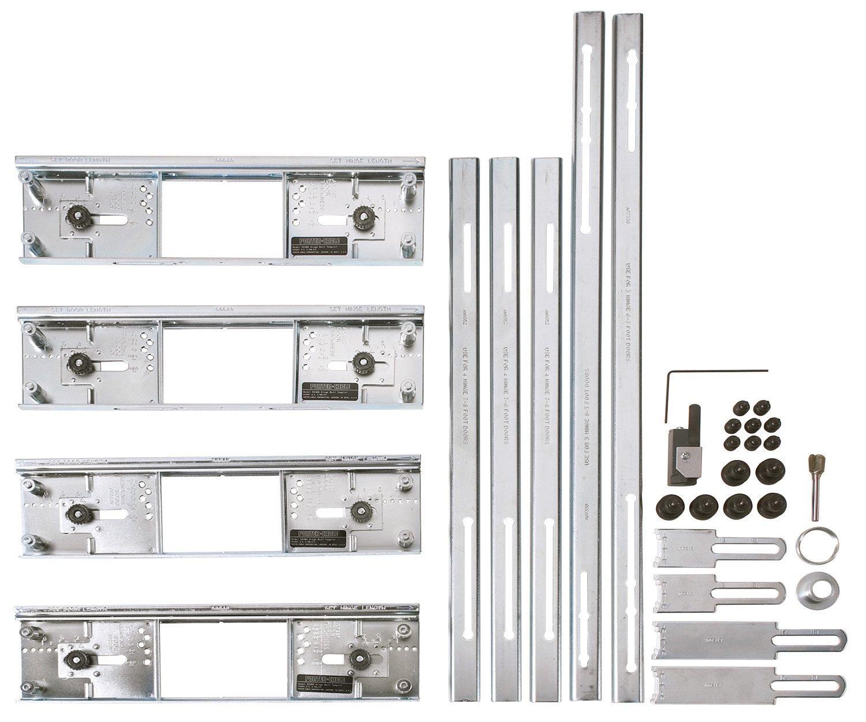 Porter Cable Door Hinge Template Kit