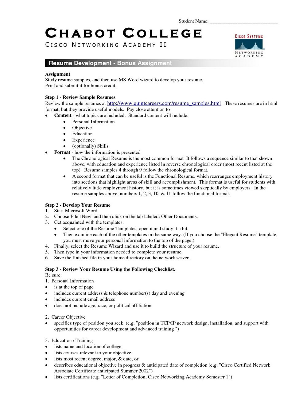 Resume Template Macbook Air