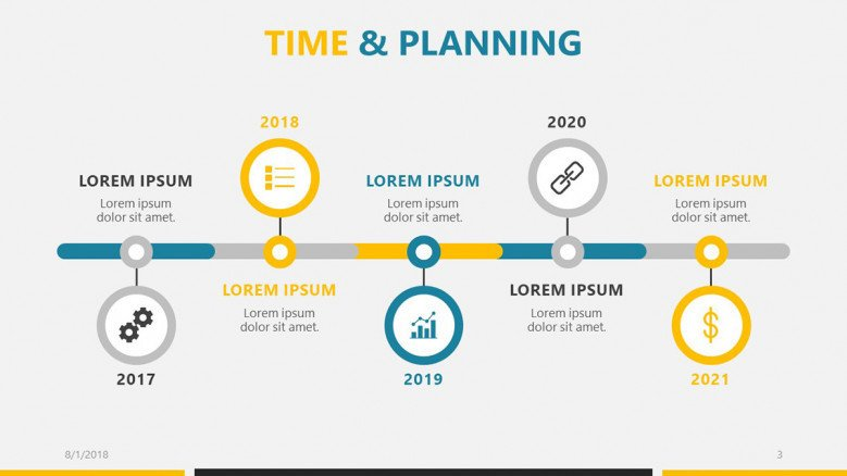 Roadmap Template Powerpoint Free