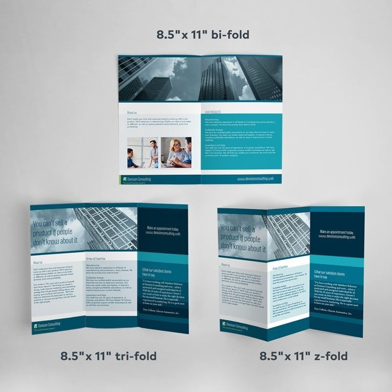 Vistaprint Brochure Template (1) | Professional Samples Templates Pertaining To Vistaprint Brochure Template