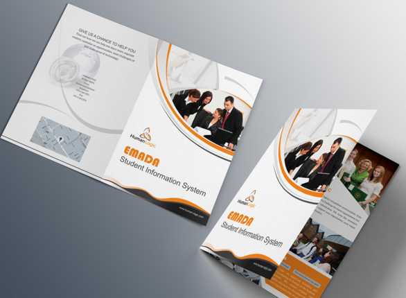 3 Fold Brochure Template Free Download