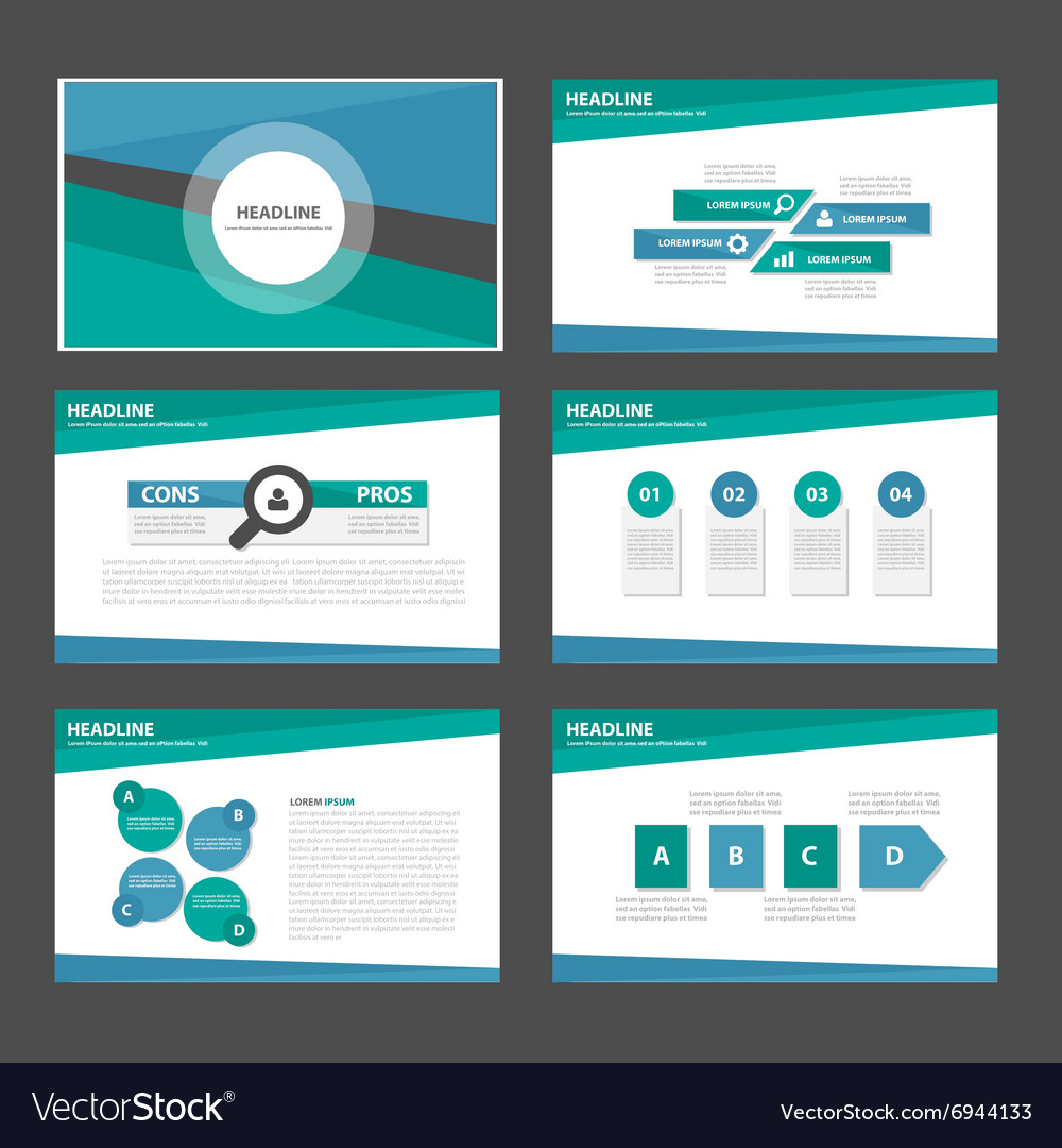 Adobe Illustrator Presentation Templates Free
